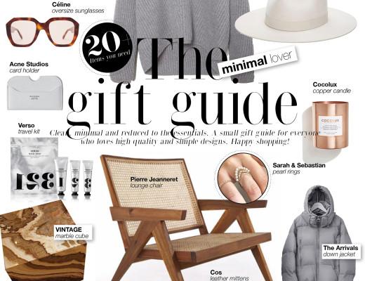 2018 x-mas gift guide