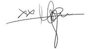 mija unterschrift
